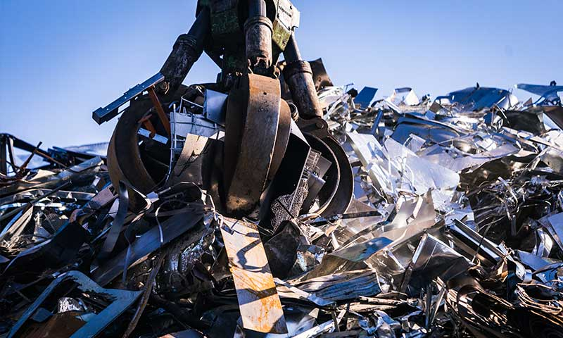 Image result for scrap metal recycling