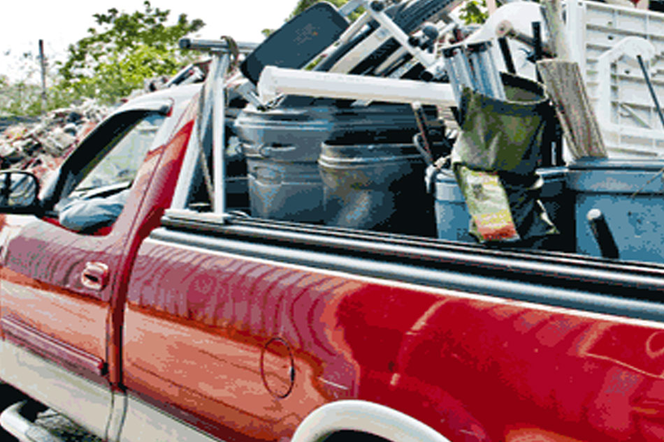 scrap metal services for homeowners in Massachusetts