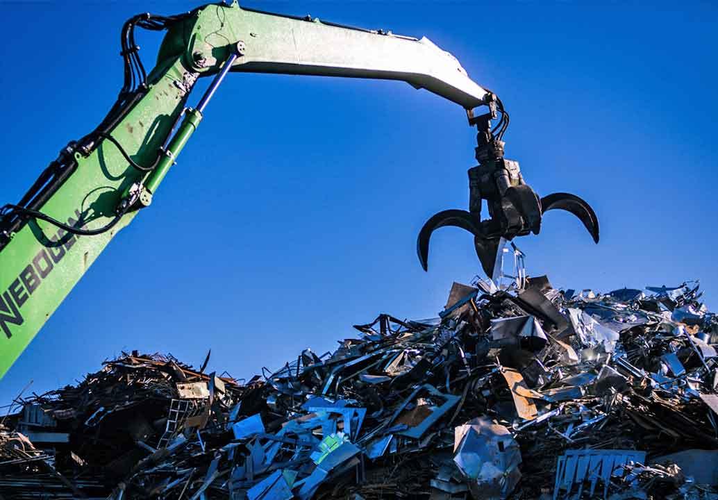 Scrap Metal Recycling Company - Massachusetts Scrap Metal Yard